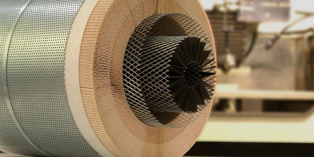 Najwyższej jakości wkłady filtracyjne są niezbędne w dzisiejszym przemyśle