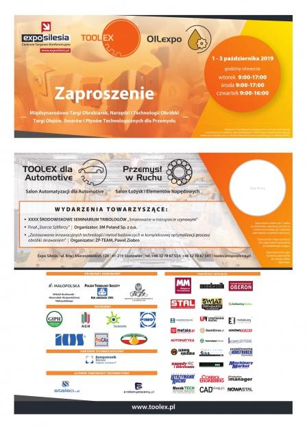 TOOLEX 2019_zaproszenie_dl - wersja z logo firmy-1